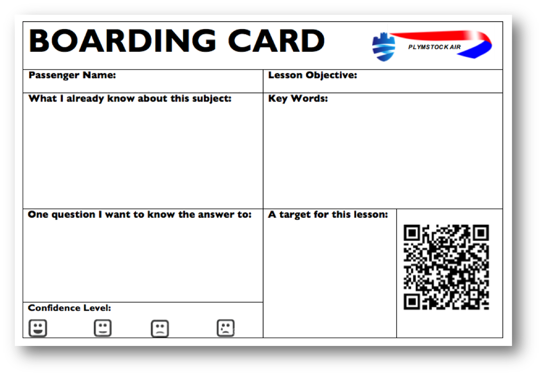 Innovative Classroom Strategies For Effective On Educational Transaction ~ Entry exit cards innovative education